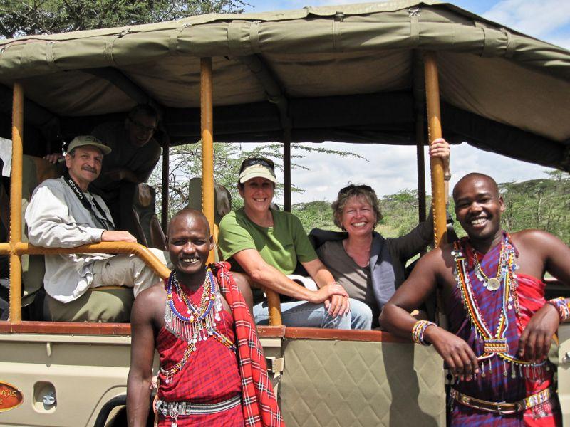 Masai Mara-Kenya