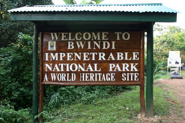 Welcome to a World Heritage Site