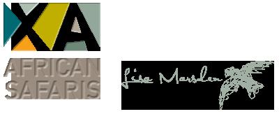 XA African Safaris - Logo
