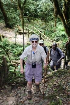 Waterfalls Trail, Bwindi Forest Uganda